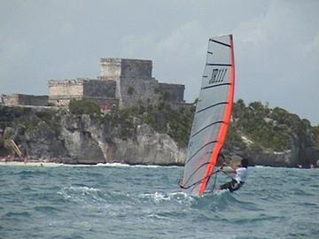 windsurf tulum