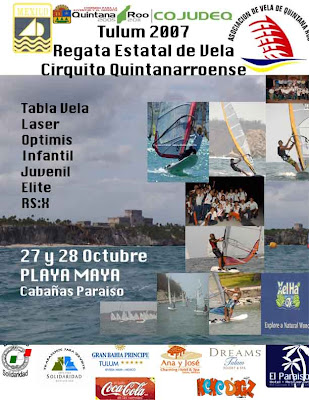 regata estatal de tabla vela 2007