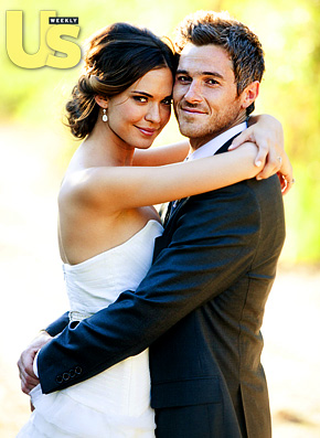 I Love Brothers Amp Sisters Dave Annable Wedding Picture