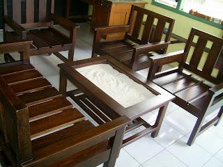 griya glugu furniture meja kursi tamu