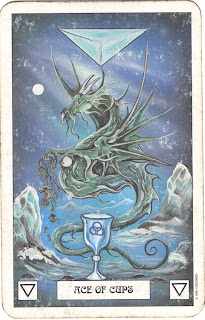 Tarot Readings Dreaming of Dragons and other magical things