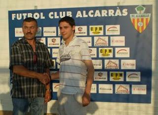 El defensa Ricard Posino nou jugador del F.C. Alcarràs Foto+ricard+copia+1