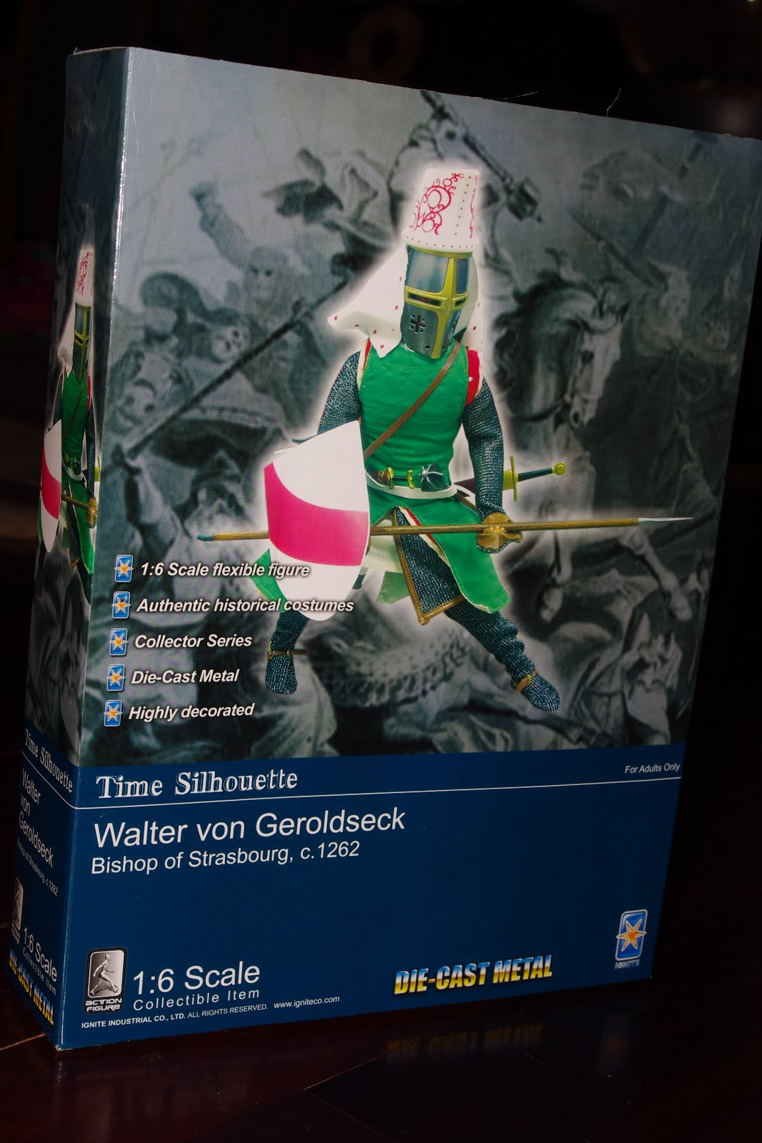 Na Boca Do Lobo: Mosqueteiro Holandês do século XVII ... |Riddick Blade Silhouette
