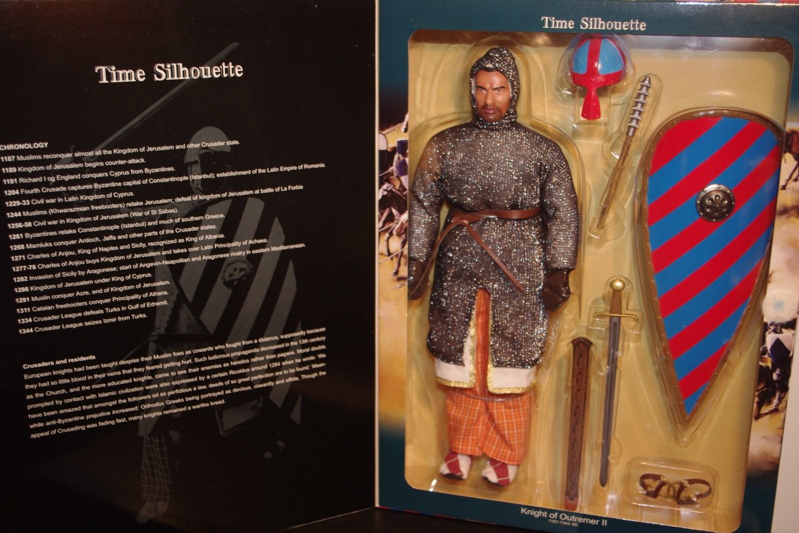 Na Boca Do Lobo: S.P.Q.R. Julius Caesar's Legions - Signifer |Riddick Blade Silhouette
