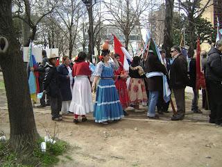 desfile aniversario quilmes