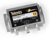 Televes Satellite HD