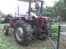 Treinamentos operador de Trator