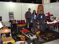 Participação no Congresso de Trauma 2008 em São José dos Campos-sp.