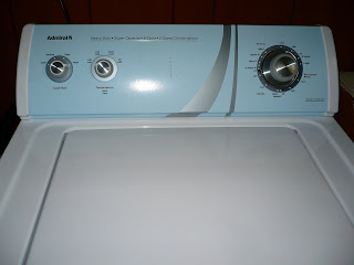 Admiral Atw4475vq Top Load Washer