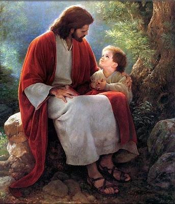 Resultado de imagem para Quem receber esta criança em meu nome, estará recebendo a mim