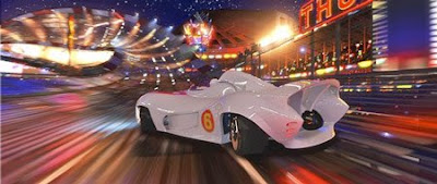 Speed Racer Entertainment Weekly