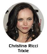 Christina Ricci speed racer