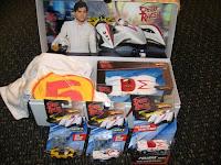 Speed Racer Toys