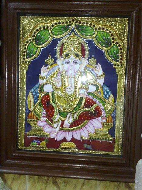 Tanjorepaintings Tanjore Paintings In Chennai