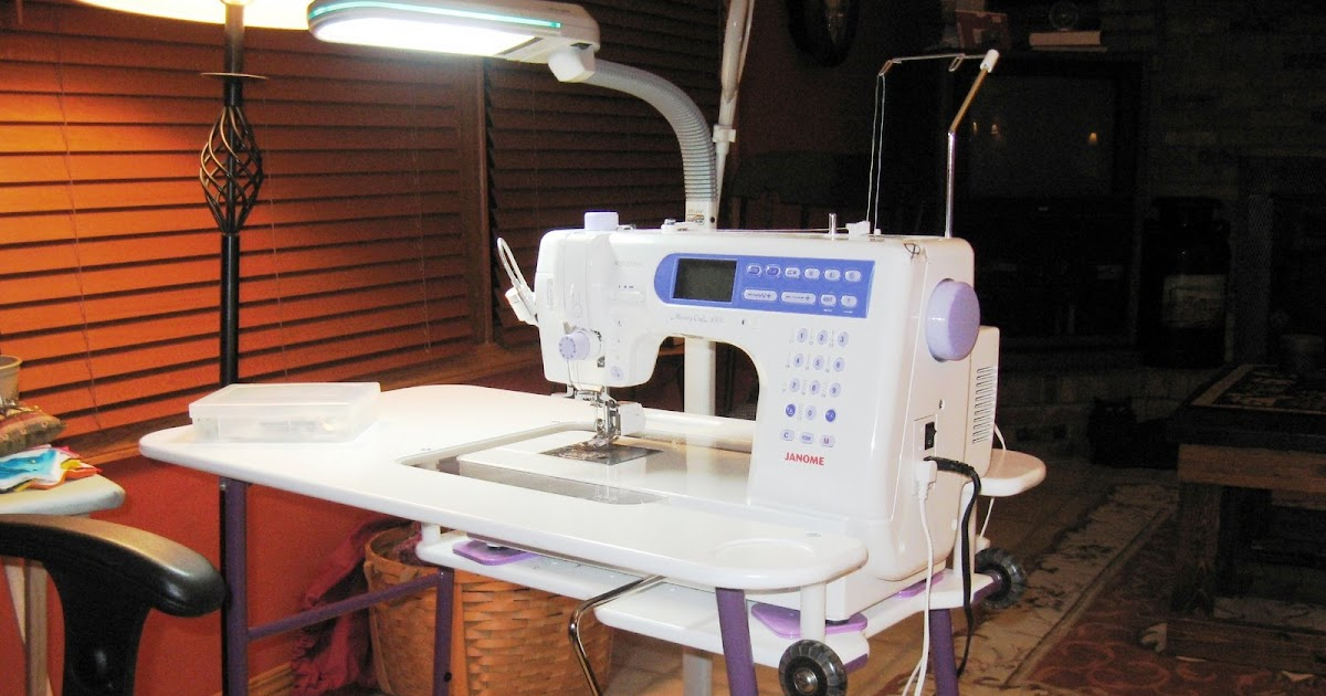 Quilter Beth's Blog: SewEzi Sewing Table Product Review