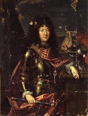 Pierre+Mignard,+Portrait+de+Louis+XIV