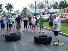 CrossFit Boot Camp 5-24-08