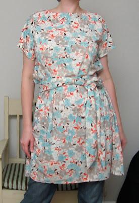 Two Hour Dress/Tunic — Sew DIY