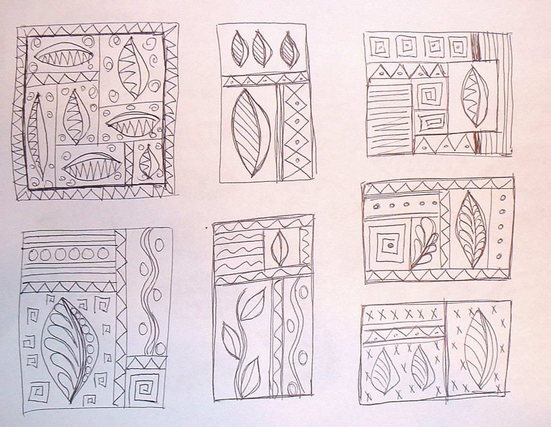 Enchanted Art: Doodling Designs Class