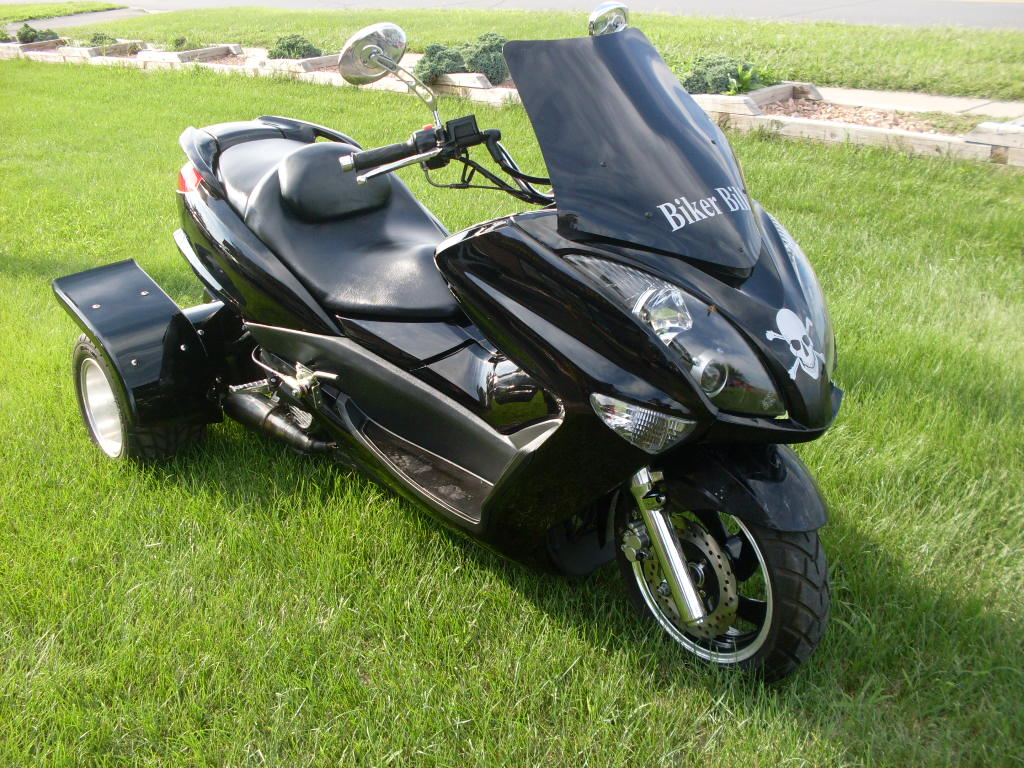 James Scooter Trike