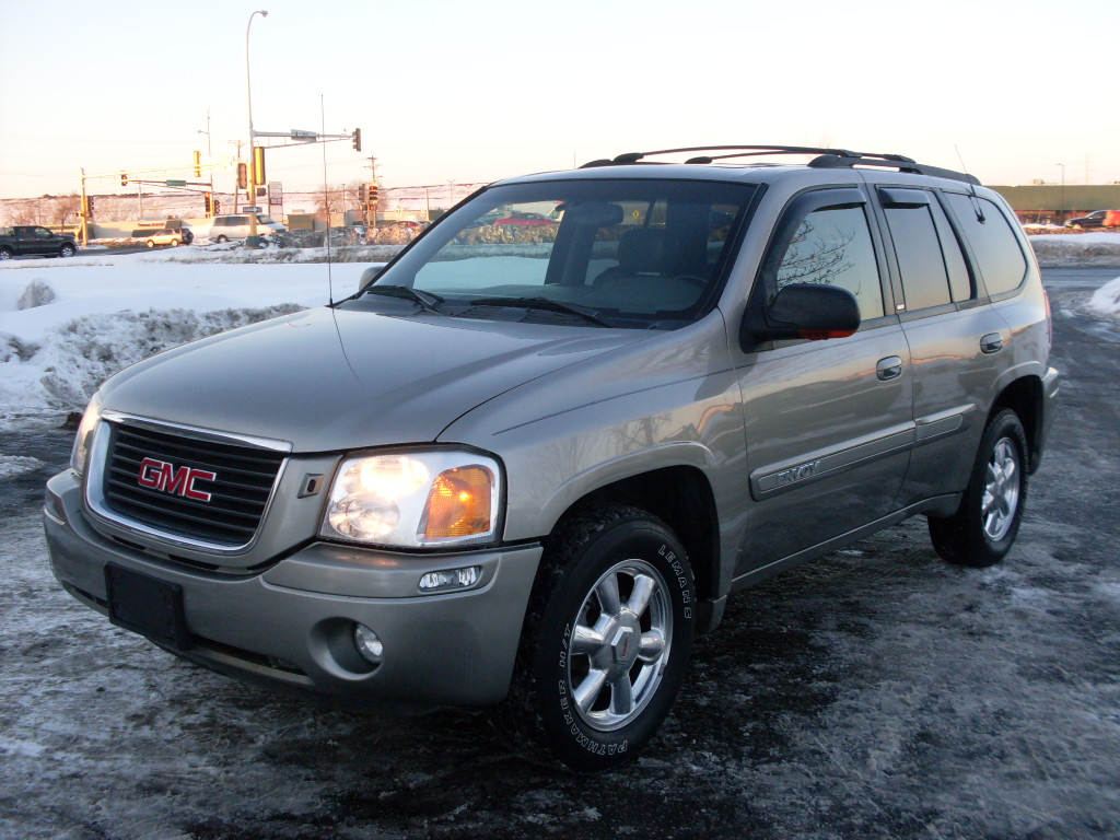 James 2003 Gmc Envoy
