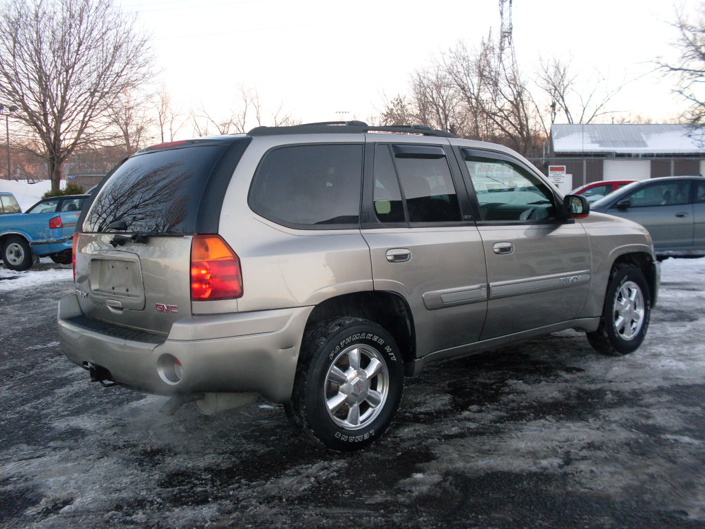 G Gmc Envoy on 2006 Hyundai Elantra