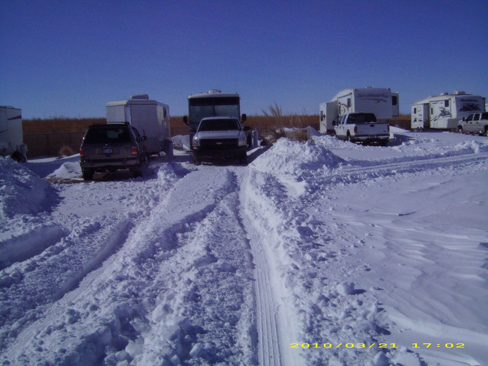 Newschannel 10 Viewer Weather Pics Oasis Rv Park Amarillo