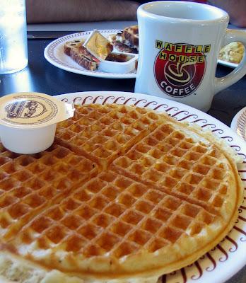 Waffle House on Waffle House