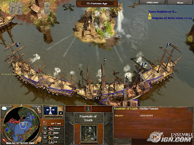 My Games: Age of Empires III