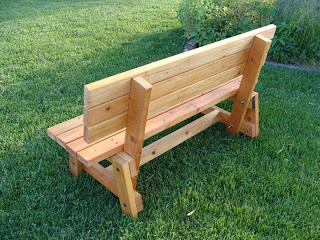 outdoor bench with back migrant resource network