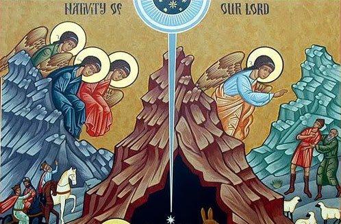 our orthodox life nativity icon explained