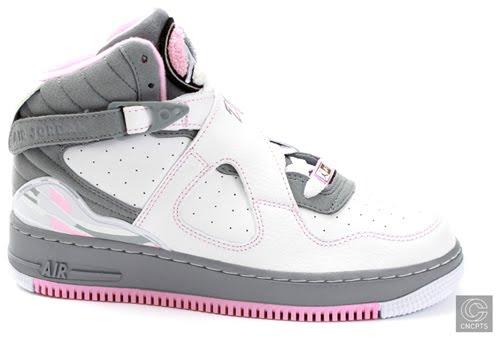 online store ddaac e8799 Air Jordan 8 Fusion White Pink Grey