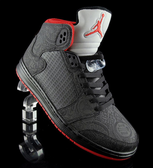 d4f19509869b35 A mix of the Air Jordan 1 Alpha with the iconic