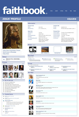 Diverse Mind: What would Jesus' Facebook Page Look Like?