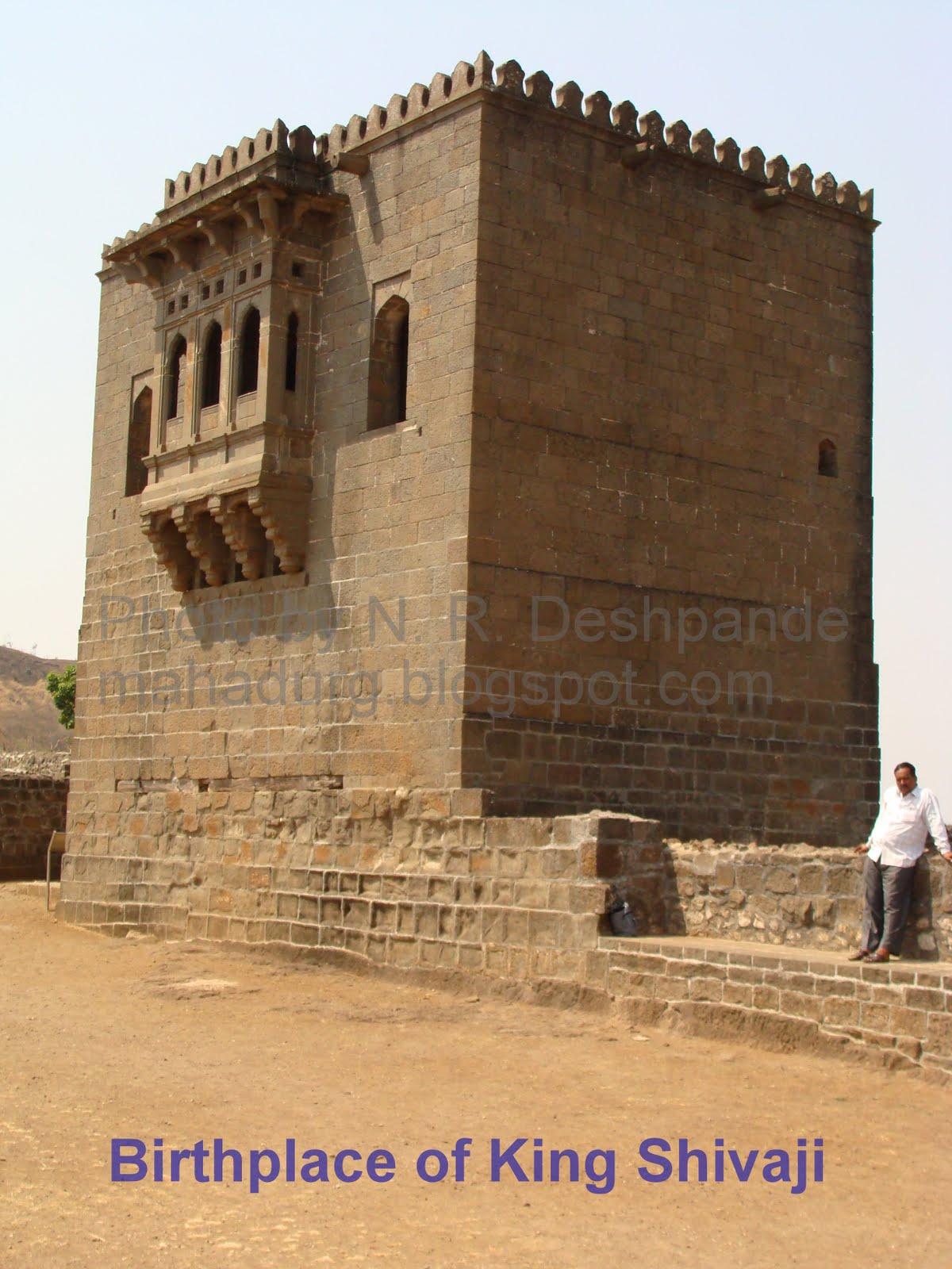 forts maharashtra shivneri shivaji maharajs birthplace