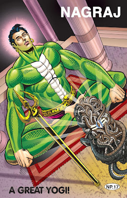 Raj Comics Heroes Posters And Images Neeshucom
