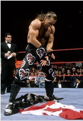The Indian Raconteur: Thank You Shawn Michaels, the