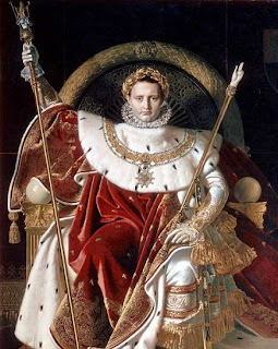 Napoleon Bonaparte: The Crowning of Napoleon as Emperor