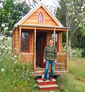 Doodlebuds Could You Live In A Tiny House