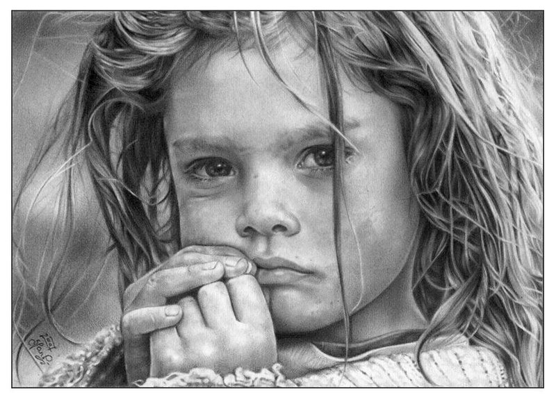 BRILLIANT portrait drawings and paintings.