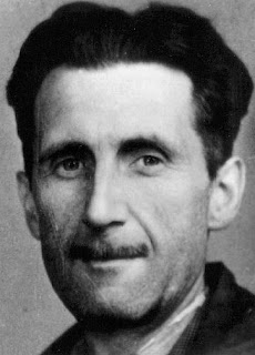 Photo: George Orwell