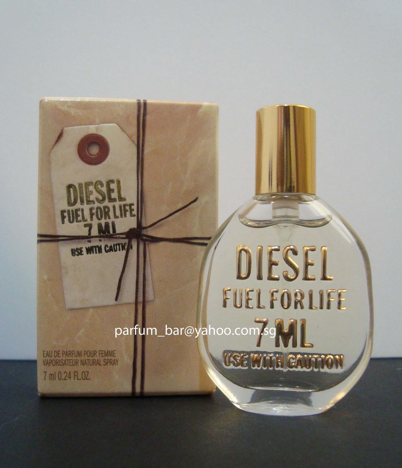 parfum bar diesel fuel for life pour femme. Black Bedroom Furniture Sets. Home Design Ideas