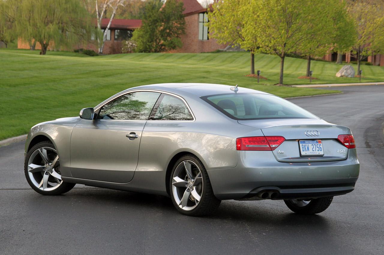 Actualidad Automotriz 2010 Audi A5