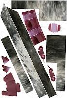 FULL IRONMAN 01 005, iron man üç boyutlu kartondan maket yapımı