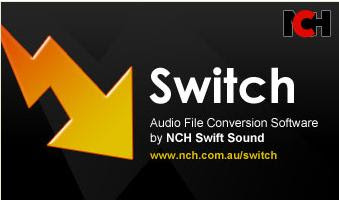 تنزيل برنامج Switch Sound File Converter 1.42