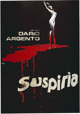 Suspiria (1977) de Dario Argento