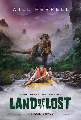 land of the lost, movie, will ferrell