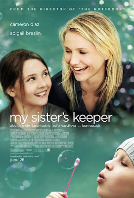 my sisters keeper, movie,jodi picoult
