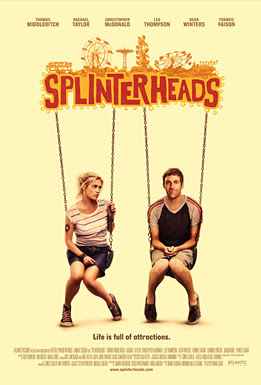 splinterheads, movie, poster