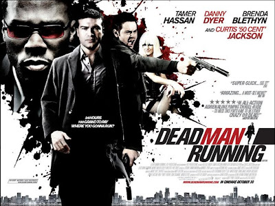 Dead Man Running, movie, poster
